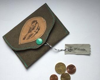 Wallet mini purse SnapPap