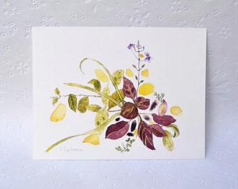 Prints (Flores silvestres I)