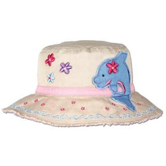 DOLPHIN Bucket Hat by Stephen Joseph