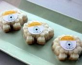 Goat Milk Soap - Honey Oatmeal - Handmade - Soap Bar - Sheep Soap