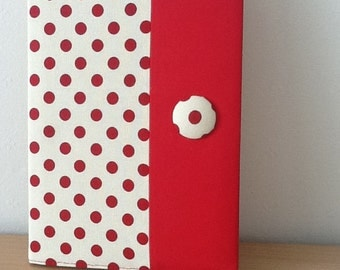 A5 book cover for notebook/diary/journal