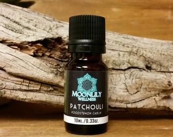 Dark Patchouli Essential Oil 10ml