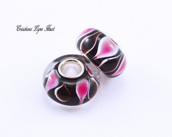 European style charm beads Murano glass with reasons for your European Bracelet !