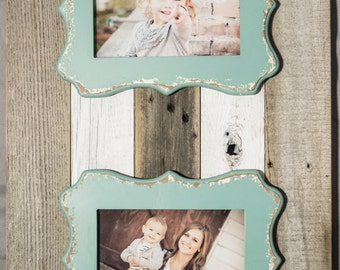 Funky Collage Frame