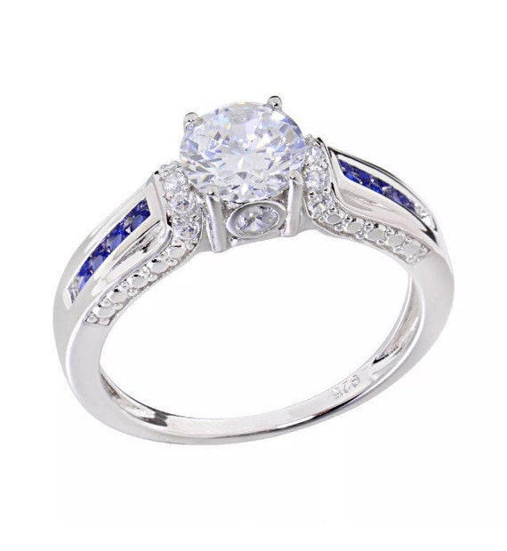 thin blue line wedding ring items similar to read shipping thin blue line engagement 7969