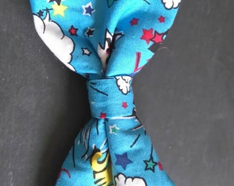 Mens comic bow Tie