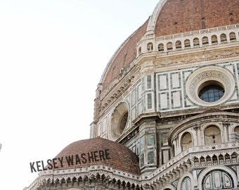 Florence Duomo Print