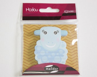 sticky notes  sheep