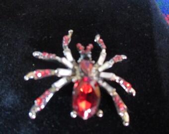 A Little Spider Brooch Pin