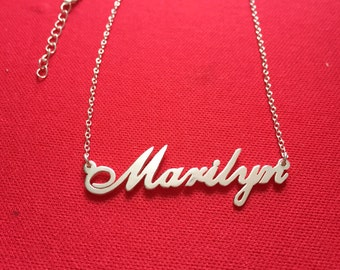 Personalized Name Necklace fascinating pendant custom name necklace