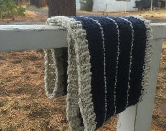 Wanderer- infinity scarf