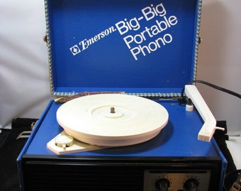 Emerson Record Player