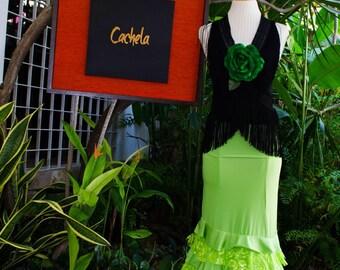 Skirt model Gisela