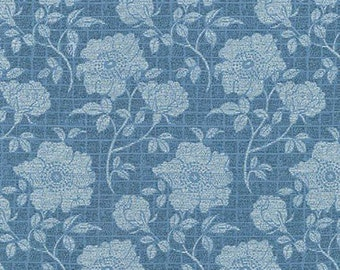 Shimmer 2 15348-62 Indigo of Robert Kaufman Half Yard