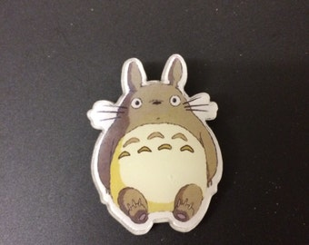 My neighbour totoro studio ghibli cute japan animation cosplay brooch pin badge