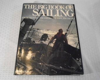 The Big Book of Sailing / Nautical Book / Maritime / Sail boat / Sailing /