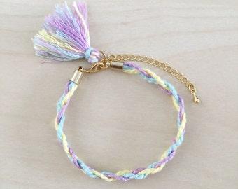 Braided friendship bracelet | boho bracelet | bohemian