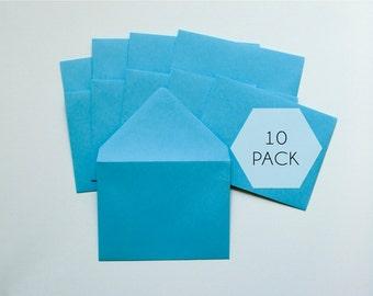 Bulk A2 Envelopes - 10 Pack - Choose Color