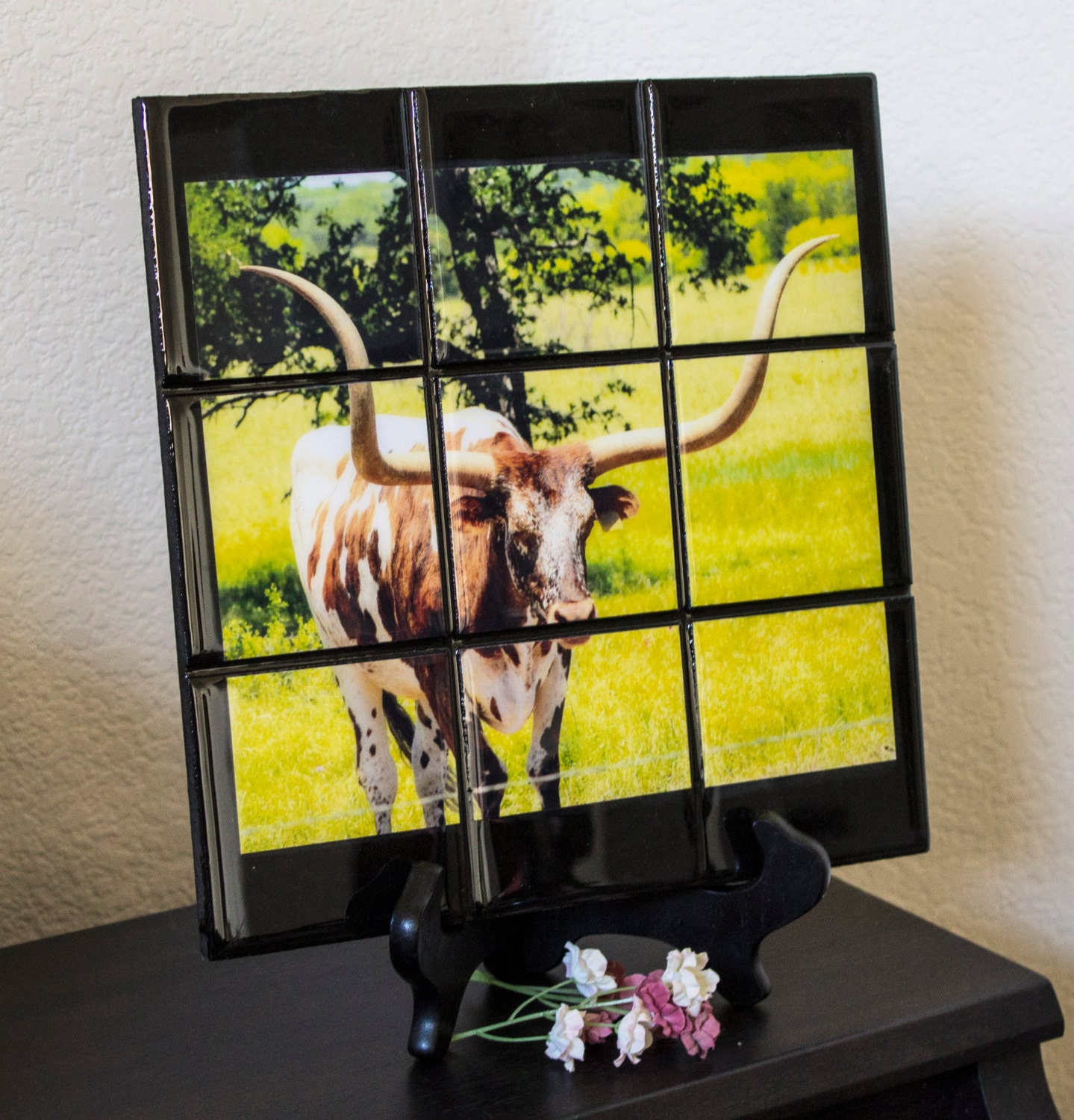 Unique Texas Longhorn Wall Decor Ornament - Wall Art Collections ...