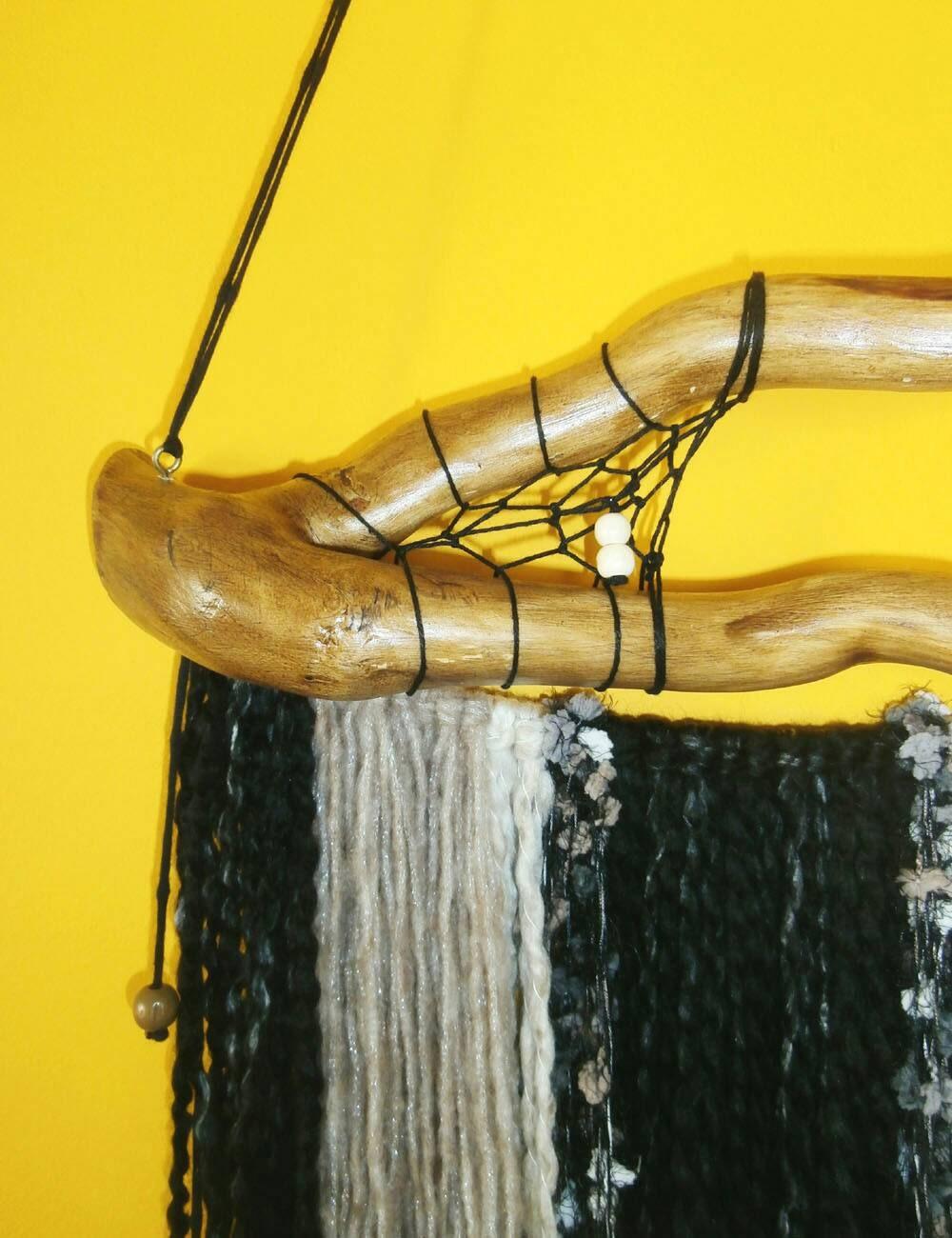 Amazing Yarn Wall Decor Vignette - Art & Wall Decor - hecatalog.info