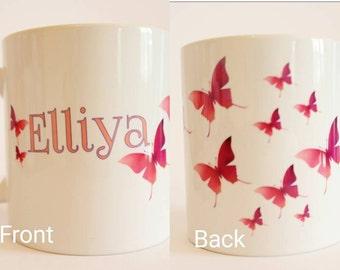 Personalised Mug for a Girl