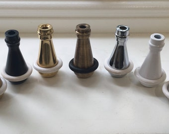 Large Roman blind cord weight/cord pull/blind pull. Available in 7 colour finishes
