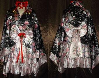Lolita Floral Kimono