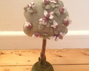 Felt Magnolia Tree