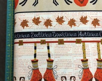 Cheeky Wee Pumpkins Halloween Fabrics by Studio E Fabric DT K Signature 3274 93 Half Yard Cut and Yardage Available