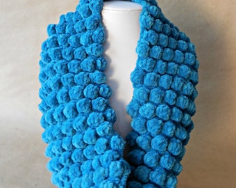 Funky Bobble Cowl