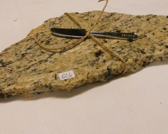 Beautiful Granite Cheese Board, Granite Sushi Slab, GC6