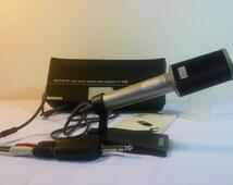 Sony stereo microphone f-99b 1970