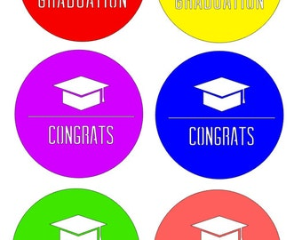 Graduation & Congrats Stickers / Labels , Teens , Adults , Kids , Schools , Teachers , Events , Ceremonies , Proud , Students