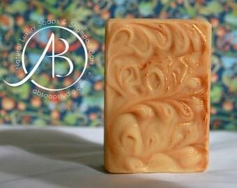 Chamomile Shampoo, Set of 10, Yellow Clay Shampoo Bar, Blonde Hair, Conditioning Shampoo Bar, Travel Shampoo, Wedding Gift