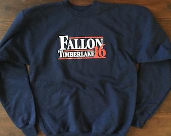 Jimmy Fallon. Jimmy Fallon Clothing. Fallon Clothing. Fallon Timberlake '16 Presidential Political Funny