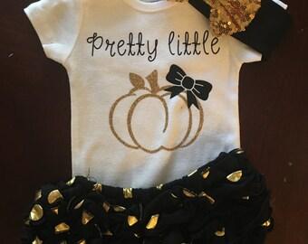 PRETTY LITTLE PUMPKIN || Outfit ||