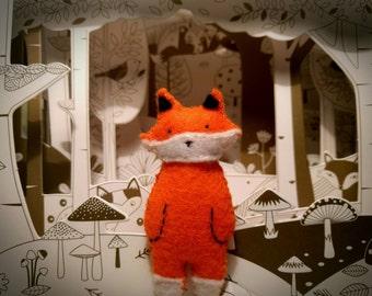 Lovely Little Fox Pocket Pet