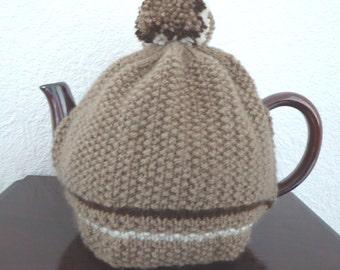 HAND KNITTED TEA