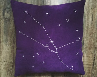 Taurus Constellation Pillow