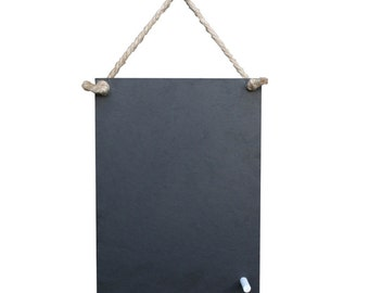 Eco Recycled Outdoor Garden Chalk Board