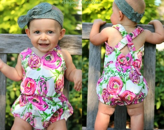 Baby Valley Daze PDF Sewing Pattern Sizes NB-2T