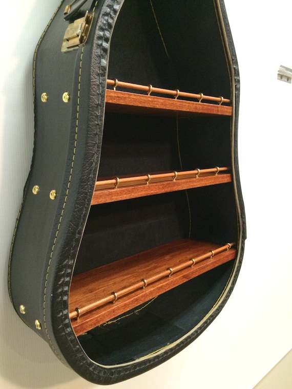 guitar case shelf2 recycled youth guitar case with custom. Black Bedroom Furniture Sets. Home Design Ideas