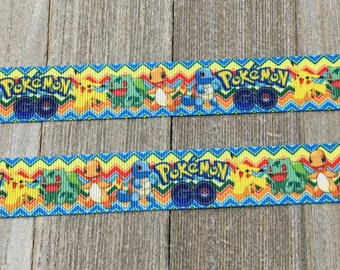 Pokemon Go Ribbon, Pokemon ribbon, Picachu Ribbon