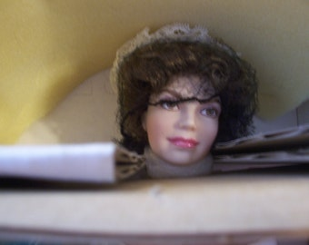 Mint Jacqueline Kennedy Bride Doll Franklin Heirloom Doll