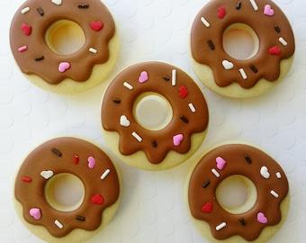 Chocolate donuts(12)