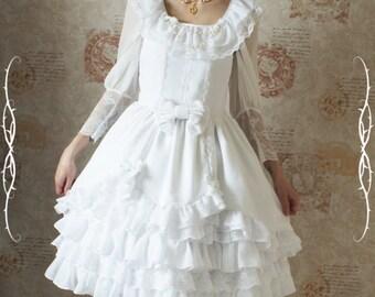 Dreams of a lace - classic lolita dress