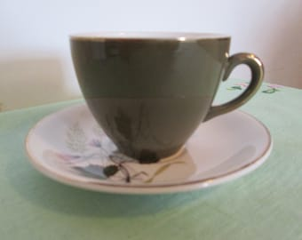Alfred Meakin Coffee Cup & Saucer