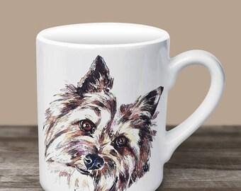 Terrier Tilt - Mug