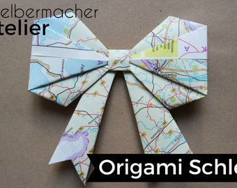DIY Set: Learn how to make an Origami Ribbon