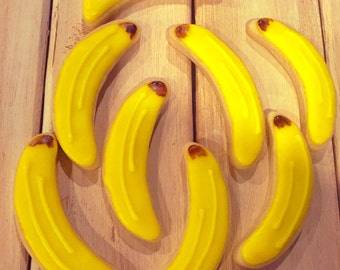 Banana Sugar Cookies - 1 Dozen per Order
